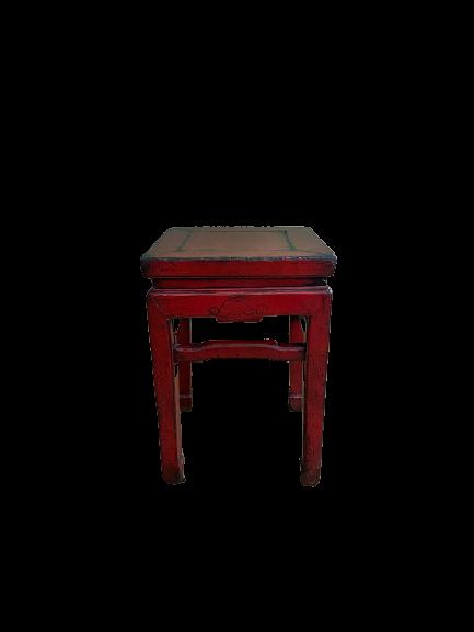 Asia Hocker Möbel - chinesischer Beistelltisch