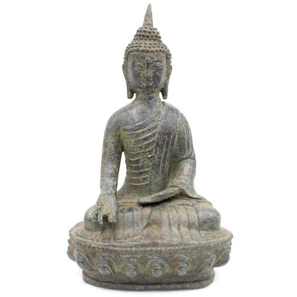 Ratnasambhava Buddha (29cm) Bronze Figur