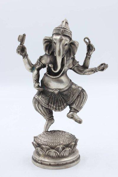 Stehende Ganesha Figur aus Bronze