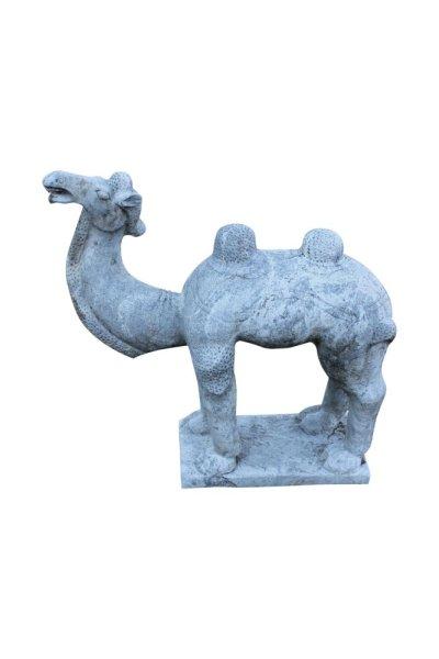 Kamel aus Marmorstein