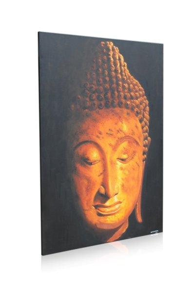 Buddha Gemälde von thail. Künstler