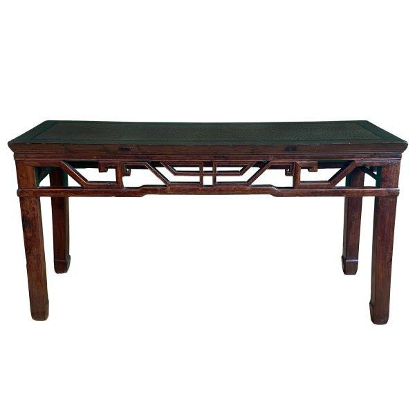 Holzbank Sitzbank - Ulmen Holz aus China