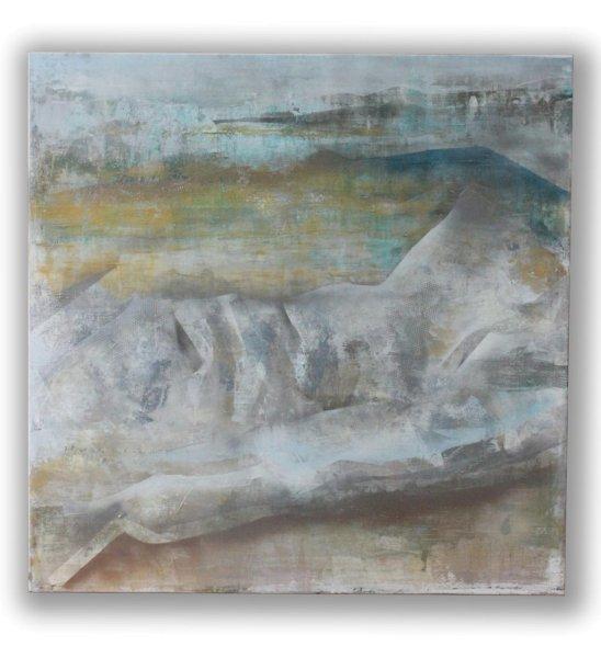 Acryl Gemälde Tiger - Fengshui