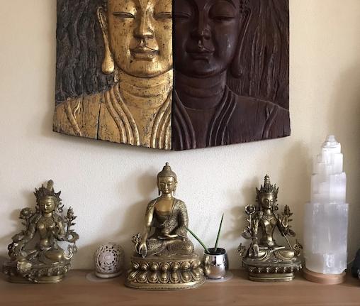 Buddha-Tara