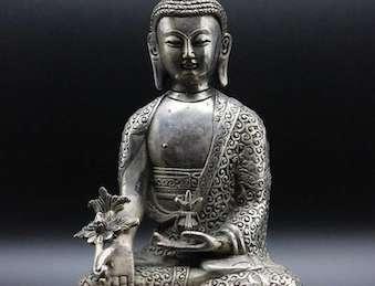 Medizin Buddha: die Geschenk-Idee