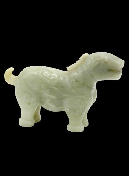 Hunde Figur chinesisches Tierkreiszeichen - Achat