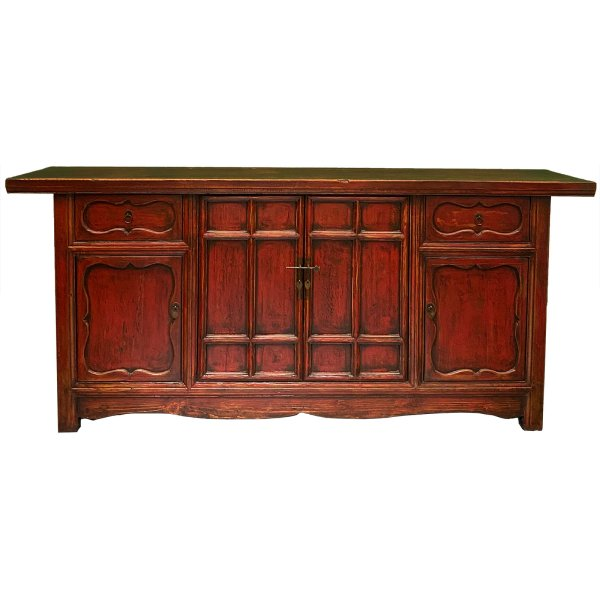Asia Möbel - chinesisches Sideboard - 195cm lang