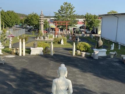 Asienlifestyle-Garten