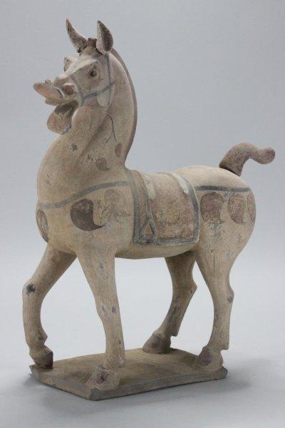 China Tang Horse, Ton