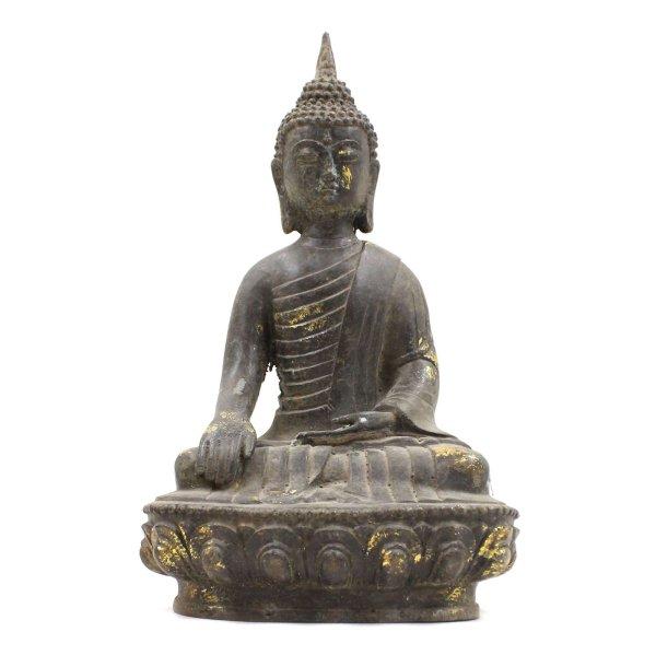 Shakyamuni Bronze Figur (29cm) Urbuddha Statue Bronze