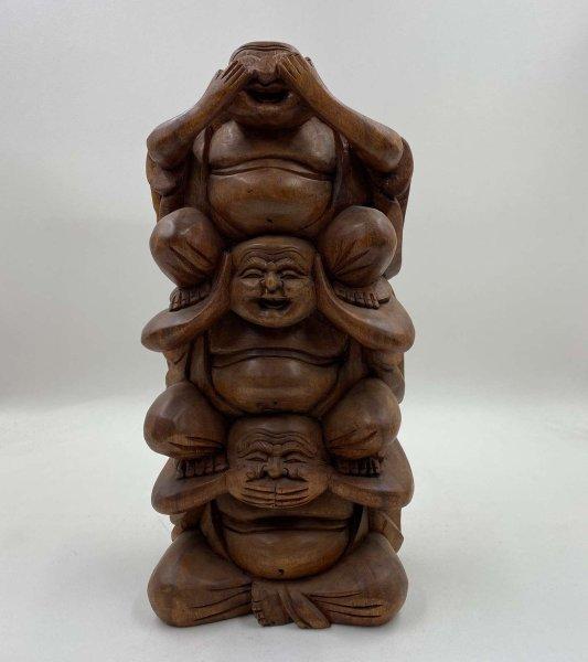 Happy Buddha - Nichts sehen, Nichts hören, Nichts sagen