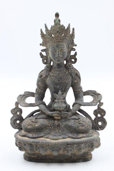 Amitayus Buddha Figur aus China