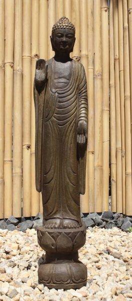 Garten Buddha Statue 82cm groß