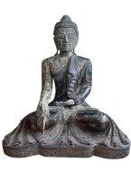Holz Buddha Statue Mandalay / Burma - 130cm groß