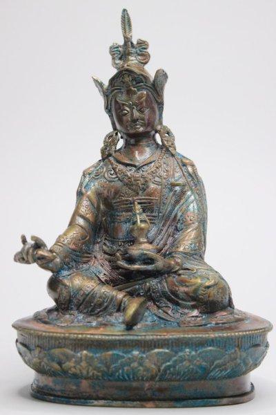 Padmasambhava Buddha Figur 21,5 cm