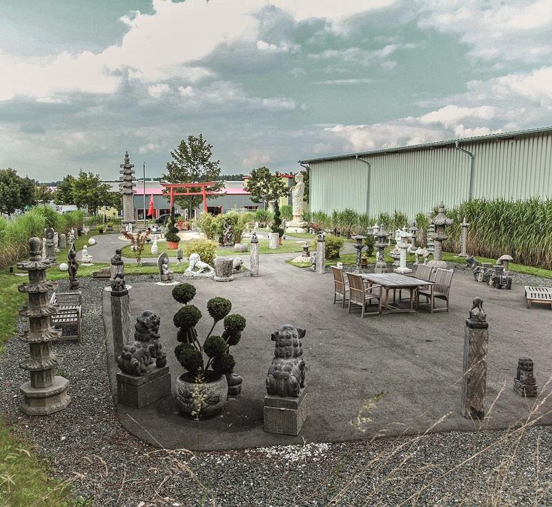 Japan-Garten-Gestaltung