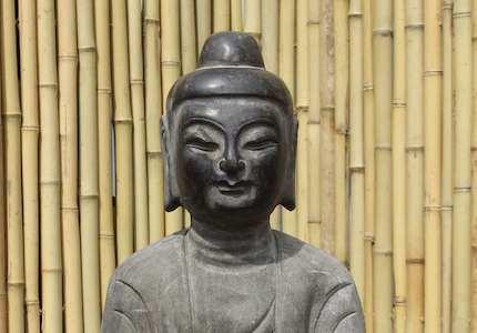 Buddhas für die Ewigkeit: und Ihren Garten!