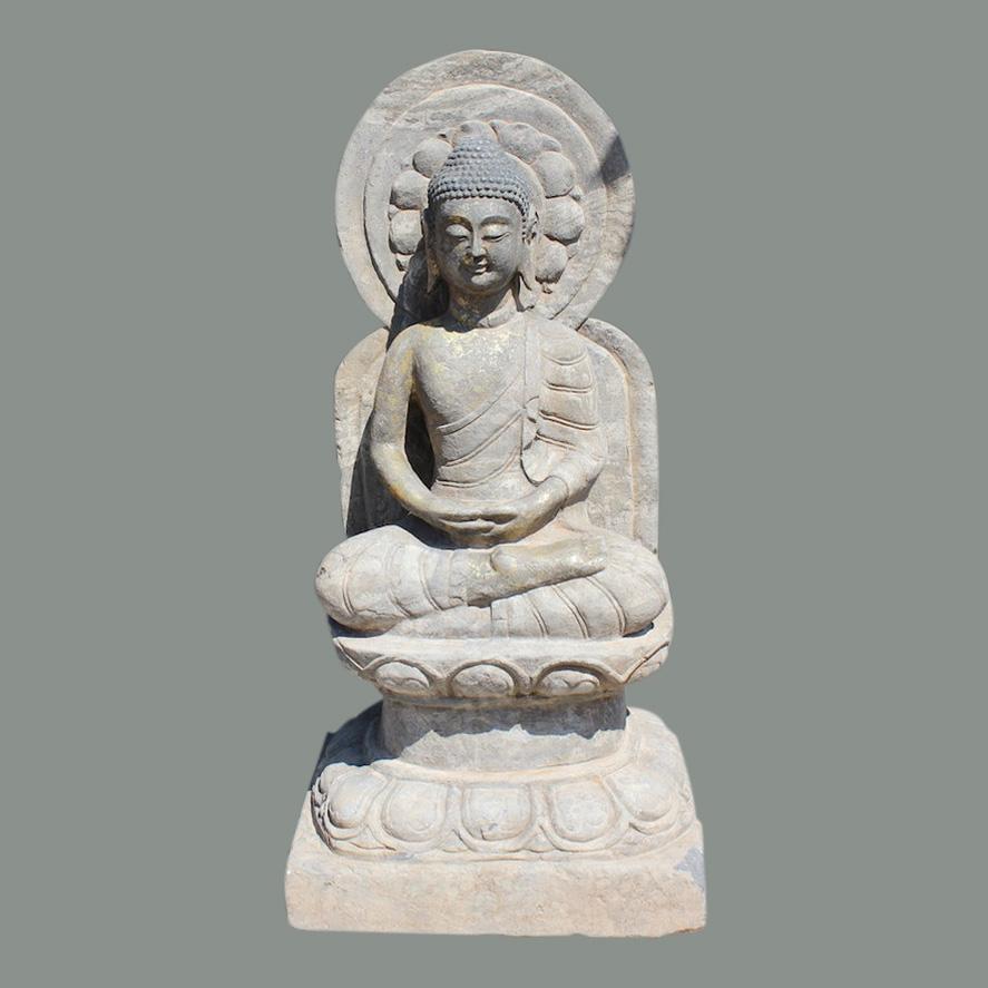 sitzender buddha sitzende buddha figuren online kaufen. Black Bedroom Furniture Sets. Home Design Ideas