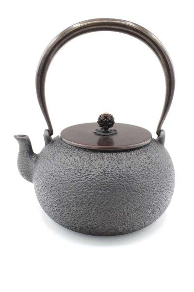 Dekorative Gusseisen Teekanne (21cm) Im japanischen Stil