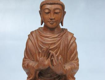 Dharmachakra: Buddha