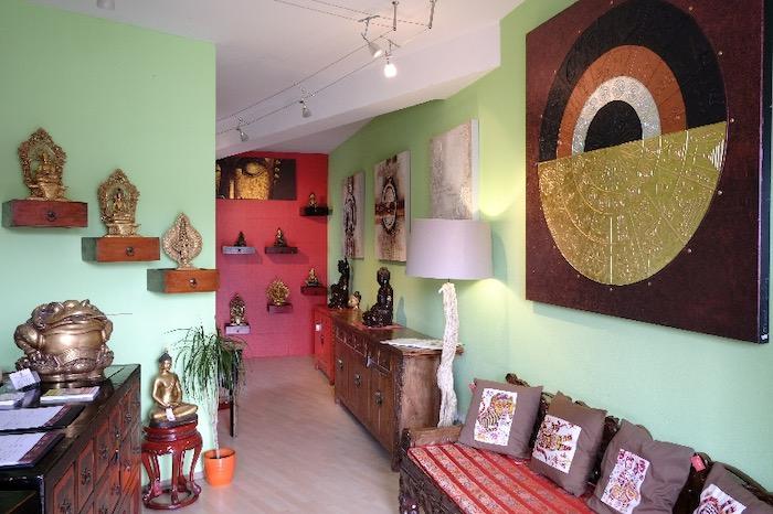 Ausstellung-Innen