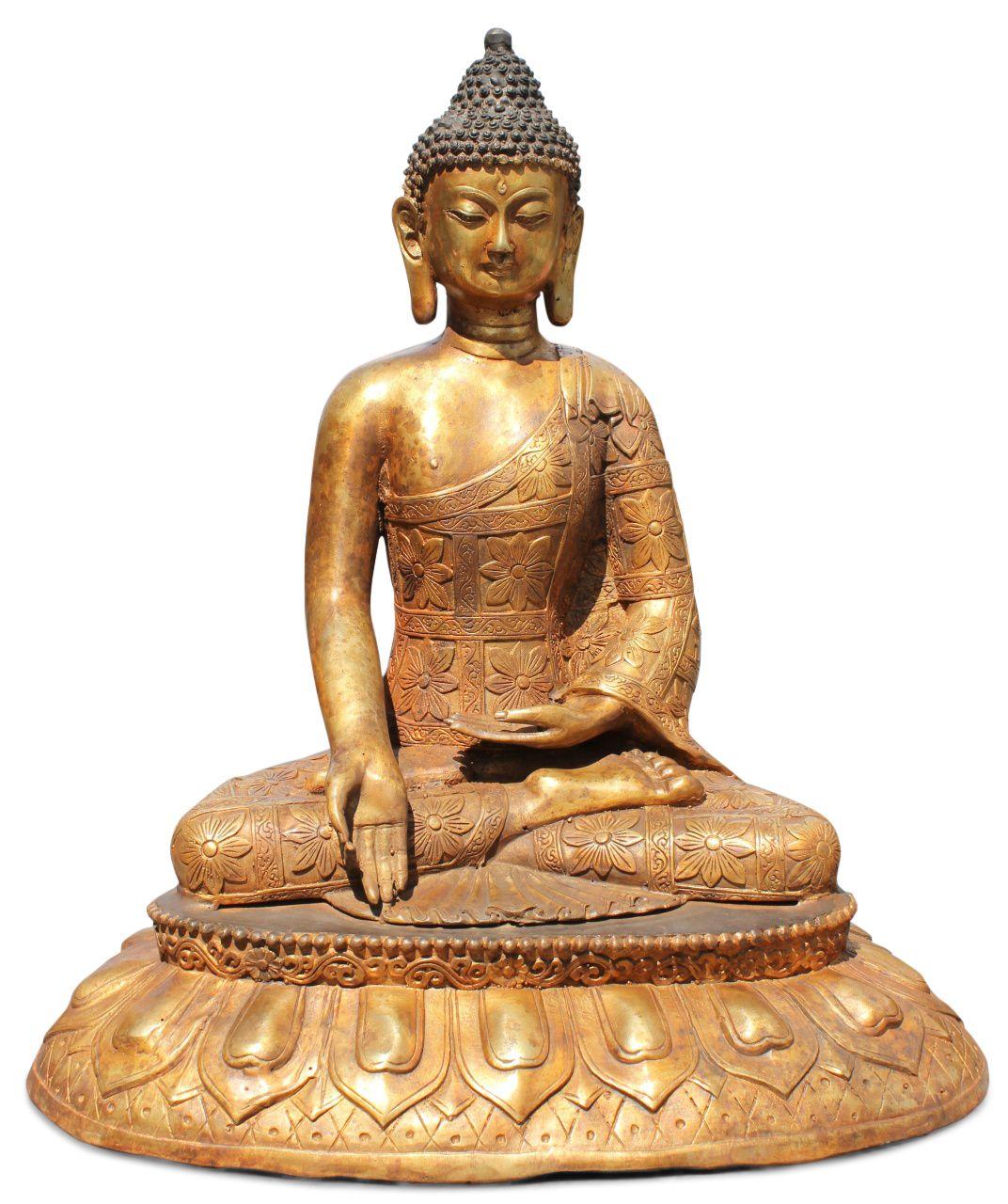 ratnasambhava buddha statue ratnasambhava figur online kaufen asien lifestyle. Black Bedroom Furniture Sets. Home Design Ideas