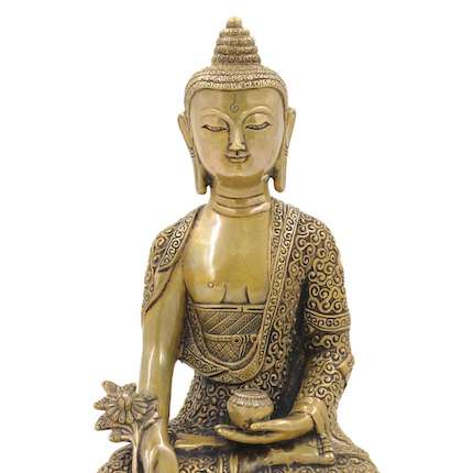 buddha-figur-bronze