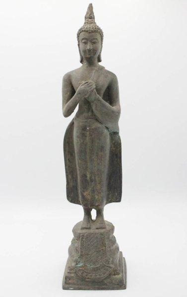 Wochentags Buddha Figur 'Freitag', Bronze