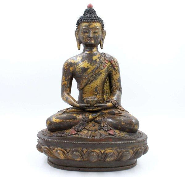 Amitabha Budda (45cm) Bronze Statue Tibet