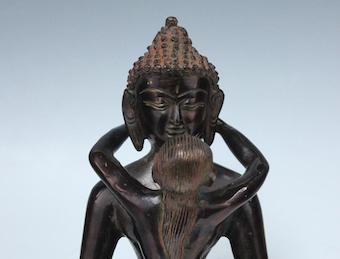 Yab-Yum : Tantrische Figur