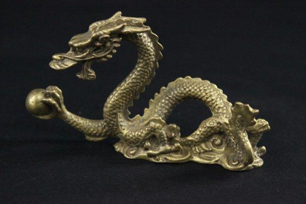 Chinesische Drachen Figur Klein, China