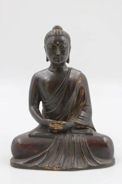 Amitabha Buddha Figur aus Bronze - China