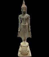 Sukhothai Buddha Figur Bronze (36,5cm) Thailand