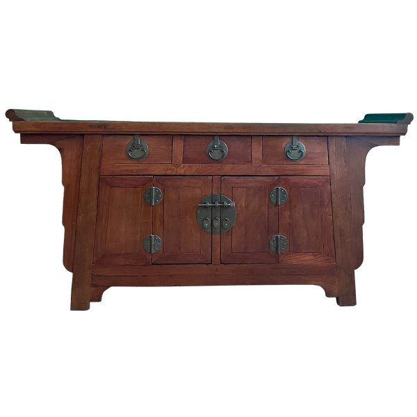 Chinesisches Sideboard (170cm) Ulmenholz Kommode