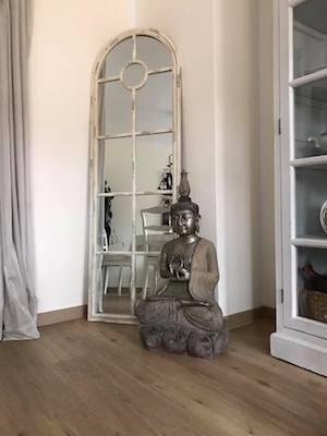 Witterungsbeständige Buddha Figuren