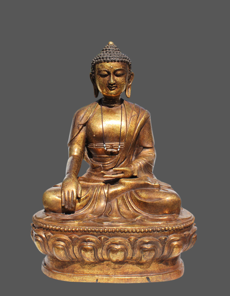 buddha figur bronze buddha statue gro china tibet asiatika buddhafigur. Black Bedroom Furniture Sets. Home Design Ideas