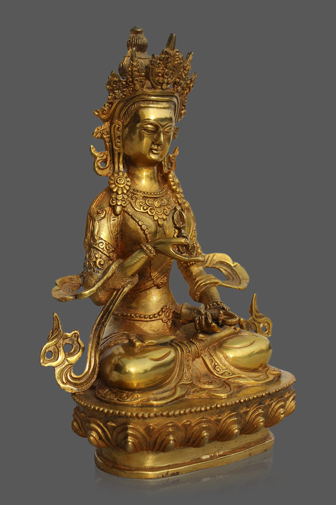 vajrasattva buddha figur bronze budda skulptur tibet buddah buddhistische statue ebay. Black Bedroom Furniture Sets. Home Design Ideas