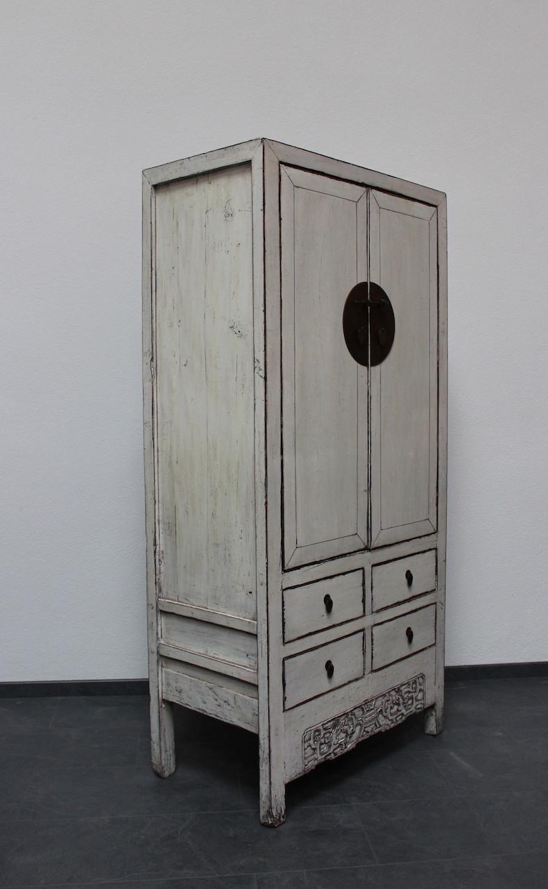 chinesischer hochzeitsschrank wei m bel china schr nkchen. Black Bedroom Furniture Sets. Home Design Ideas